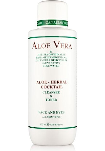 "canarias cosmetics Reinigungslotion ""Aloe  -  Herbal Cocktail"" kaufen"