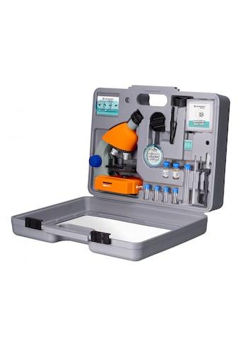 BRESSER junior Mikroskop »Junior 40x - 640x Mikroskop mit Zubehör und Koffer« kaufen