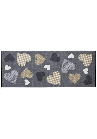 Fußmatte PreisstarHERZEN Herzen, waschbar kaufen