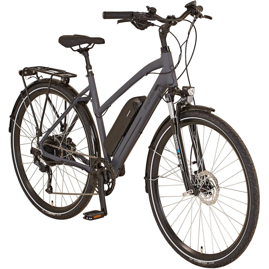 """Prophete E-Bike »ENTDECKER Trekking E-Bike 28""""«, 8 Gang, Shimano, Shimano Altus, Heckmotor 250 W"""