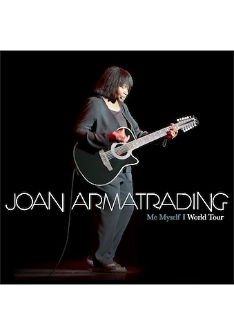 Musik-CD »Me Myself I-World Tour C / Armatrading,Joan« kaufen