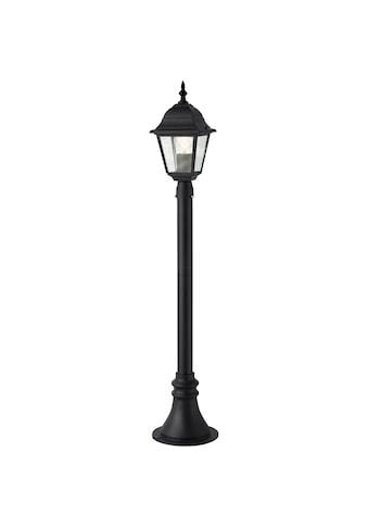 Brilliant Leuchten Newport Außenstandleuchte schwarz kaufen