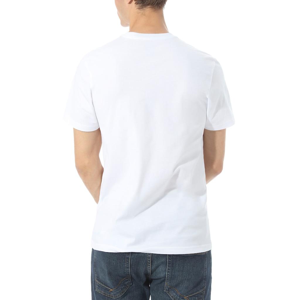 Vans T-Shirt »MN VANS EASY BOX SS«
