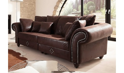 Home affaire Big - Sofa »King George« kaufen