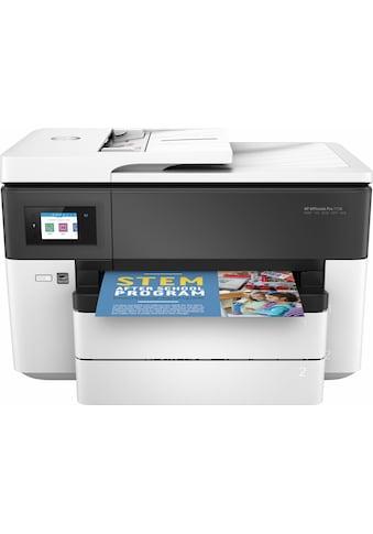 HP »Pro 7730 Wide« Multifunktionsdrucker (WLAN (Wi - Fi),LAN (Ethernet)) kaufen