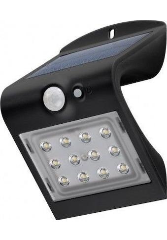 Goobay LED Solar - Wandleuchte »mit Bewegungsmelder, 1,5 W« kaufen