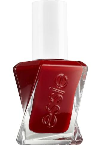essie Gel-Nagellack »Gel Couture Rot« kaufen