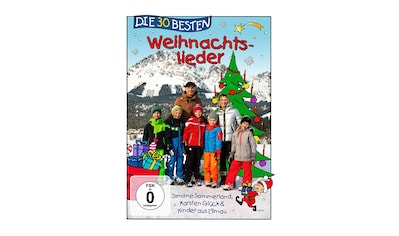 Musik - CD 30 Besten Weihnachtslieder / Sommerland,S.& Glueck,K., (1 DVD - Video Album) kaufen