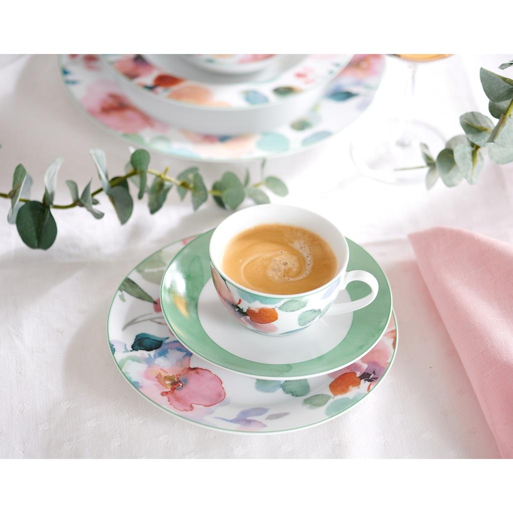 Ritzenhoff & Breker Kaffeeservice »Celine«, (Set, 18 tlg.), im Aquarell-Stil