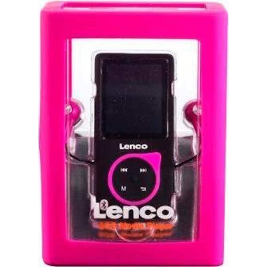 Lenco MP3-Player »XEMIO-768«, (Bluetooth)