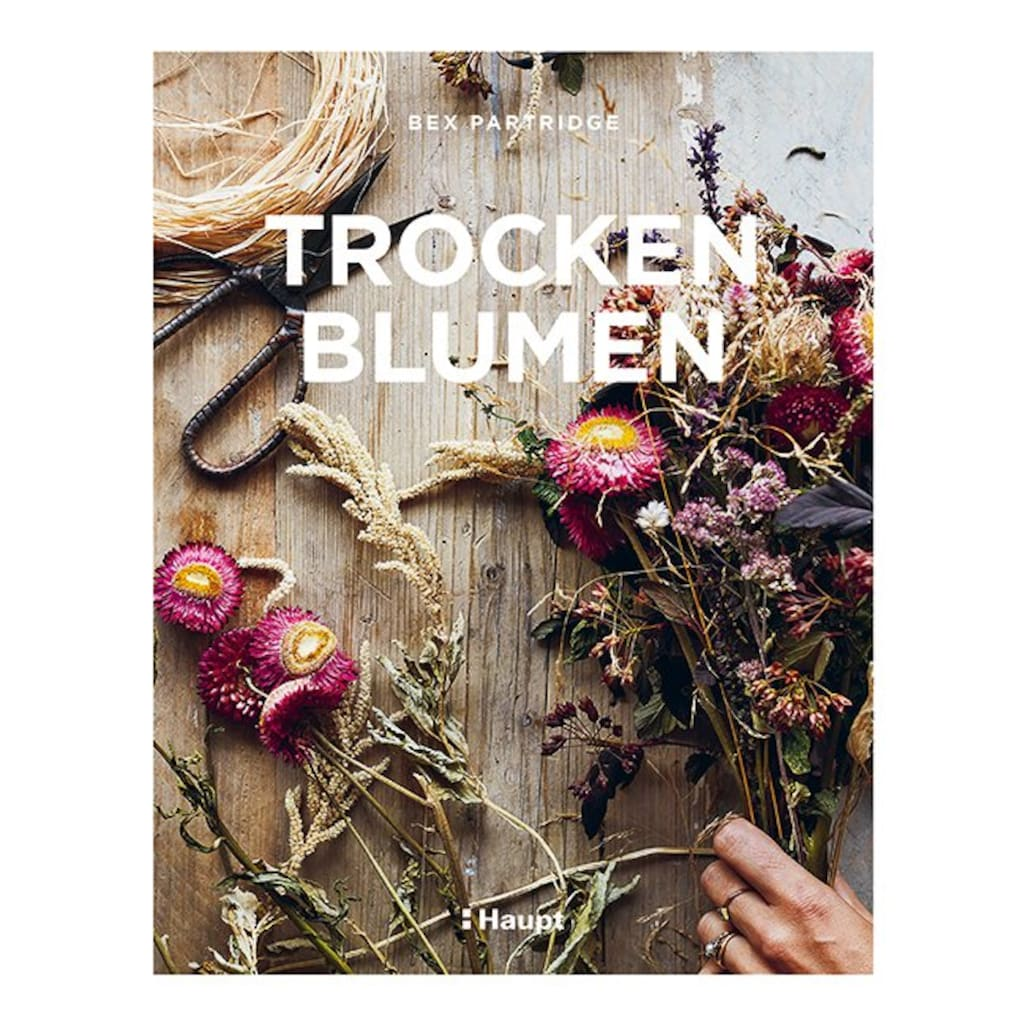 Buch »Trockenblumen / Bex Partridge, Sybille Heppner-Waldschütz«