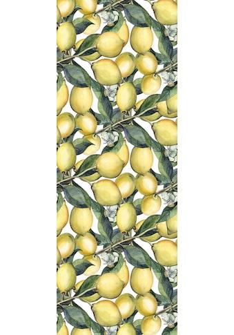 queence Vinyltapete »Ieshie«, 90 x 250 cm, selbstklebend kaufen