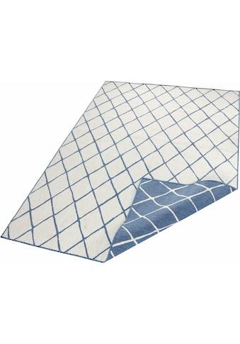 bougari Teppich »Malaga«, rechteckig, 5 mm Höhe, In- und Outdoor geeignet,... kaufen