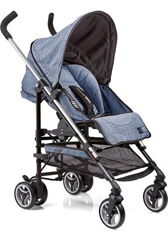 Gesslein Kinder-Buggy »S5 Reverse 2+4, Eisblau«, mit schwenkbaren Vorderrädern kaufen