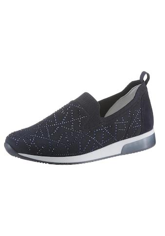Ara Slip-On Sneaker »LISSABON«, aus der aktuellen Let´s Dance Kollektion by Frauke... kaufen