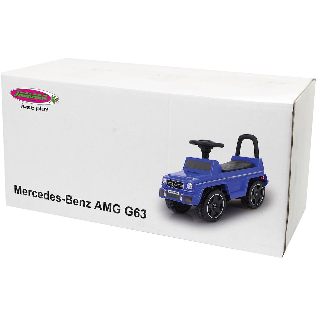 Jamara Rutscherauto »JAMARA KIDS Mercedes-Benz AMG G63, blau«