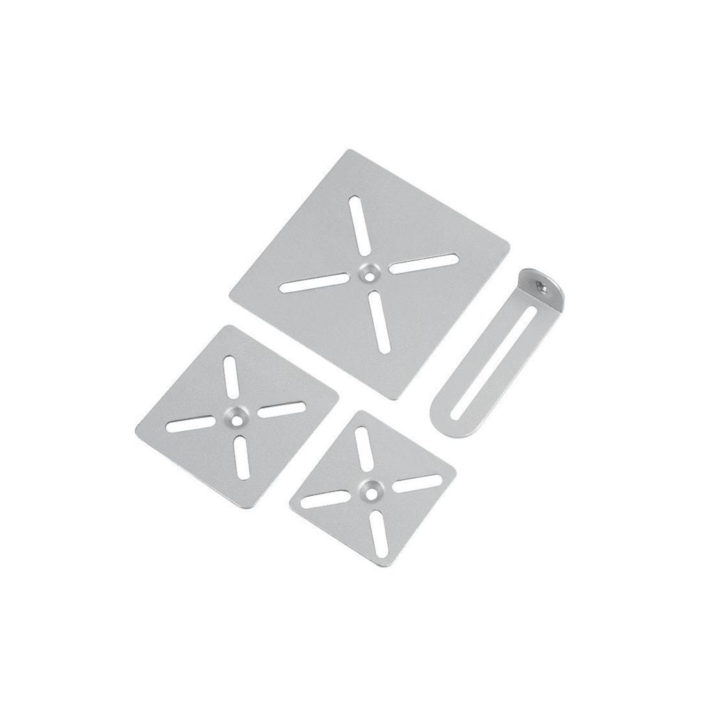 Hama Lautsprecherständer, Silber