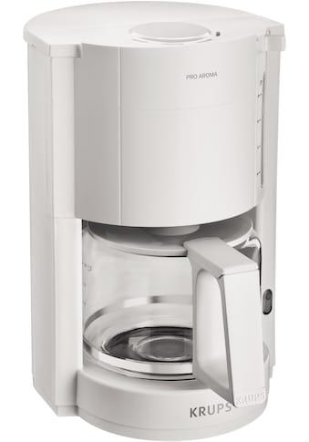 Krups Filterkaffeemaschine »F30901 Pro Aroma«, Warmhaltefunktion, Automatische... kaufen
