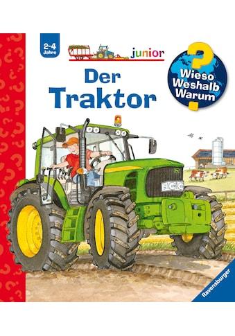 Buch Der Traktor / Andrea Erne; Wolfgang Metzger kaufen