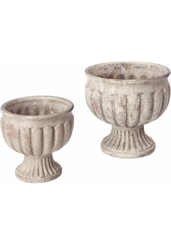 Dekoschale »Antik - Keramikschale« (Set, 2) kaufen