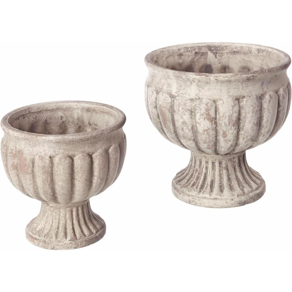 I.GE.A. Dekoschale »Antik-Keramikschale«