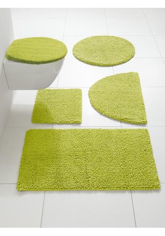 Badteppich mit hohem Schlaufenflor kaufen