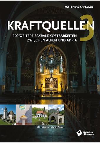 Buch »Kraftquellen 3 / Matthias Kapeller, Martin Assam« kaufen