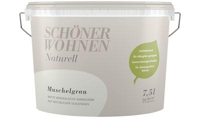 SCHÖNER WOHNEN-Kollektion Wand- und Deckenfarbe »Naturell« kaufen