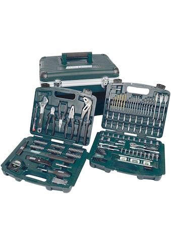 Brueder Mannesmann Werkzeuge Werkzeugbox »163 - tlg.« kaufen