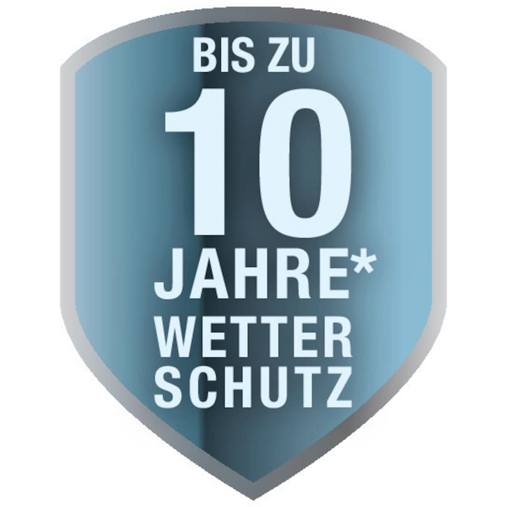 SCHÖNER WOHNEN-Kollektion Lack »Protect Buntlack«, hochglänzend, 750 ml, silbergrau RAL 7001