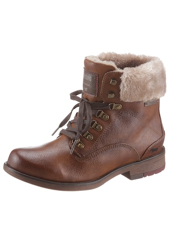 Mustang Shoes Winterboots, im Used-Look kaufen