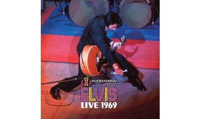Musik-CD »Live 1969 / Presley,Elvis« kaufen