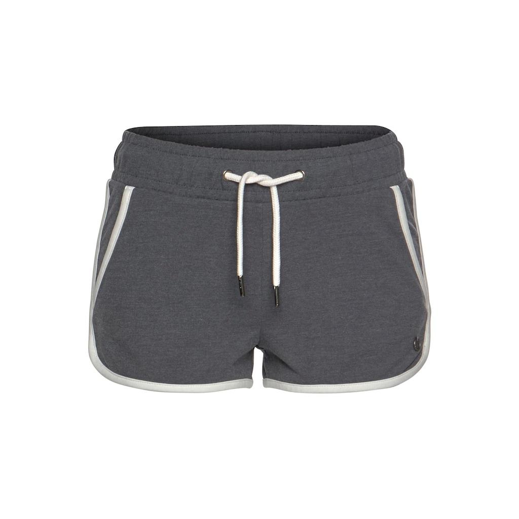 Ocean Sportswear Sweatshorts, mit Melange-Optik