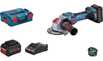 Bosch Professional Powertools Akku-Winkelschleifer »GWX 18V-15 SC Professional«,... kaufen