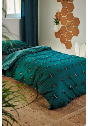 Covers & Co Wendebettwäsche »Bee You, Renforcè, mit Bienen-Print« kaufen