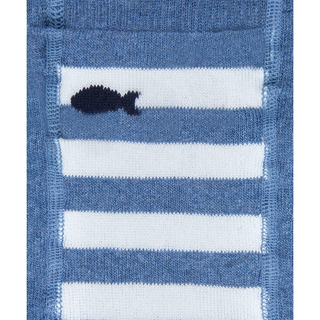 FALKE Feinstrumpfhose »Crawler Boy«, (1 St.), aus Baumwolle