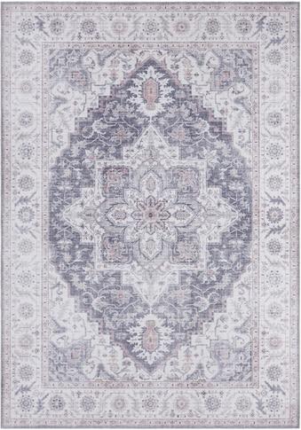 NOURISTAN Teppich »Anthea«, rechteckig, 5 mm Höhe, Vintage Design, Orient-Optik,... kaufen