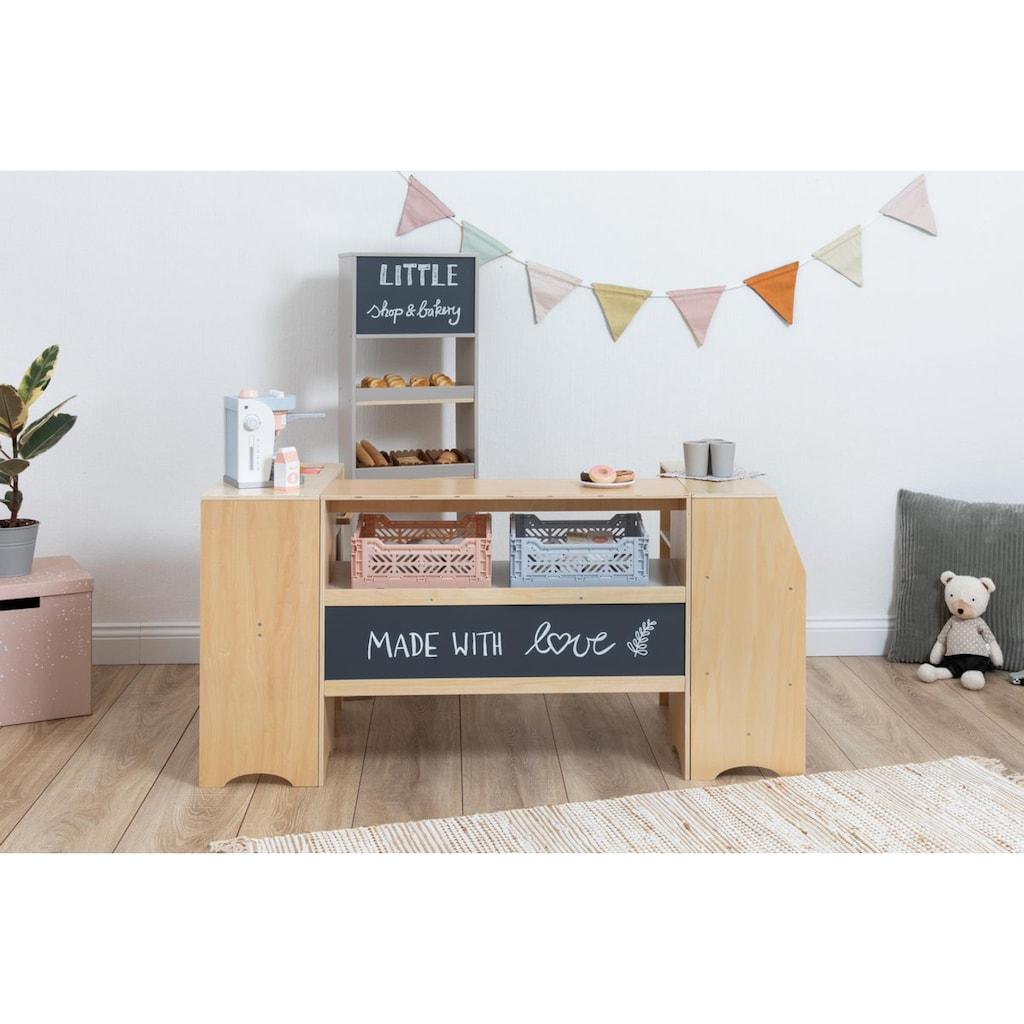 MUSTERKIND® Kaufladen »Avena, natur/warmgrau«