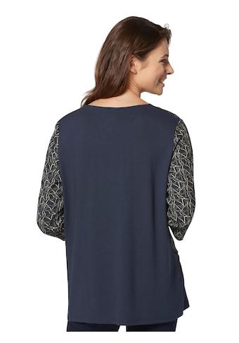 Ambria Bluse mit 2 - lagigem Vorderteil kaufen