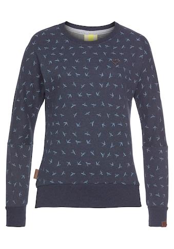 Alife & Kickin Sweatshirt »DarlaAK«, trendy Crewneck mit breiten Bündchen kaufen