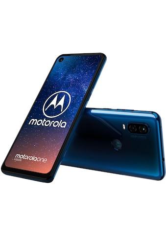 Motorola one vision Smartphone (16 cm / 6,3 Zoll, 128 GB, 12 MP Kamera) kaufen