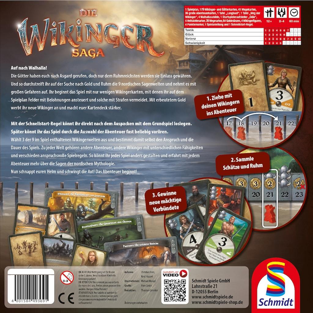 Schmidt Spiele Spiel »Die Wikinger Saga«