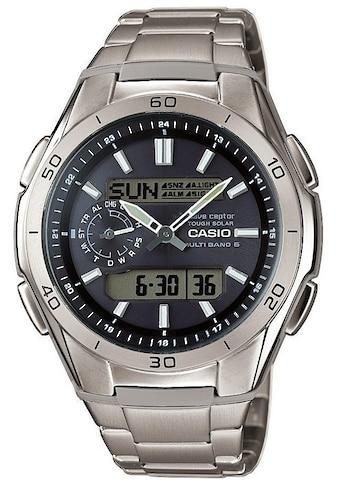 Casio Funk Funkchronograph »WVA-M650TD-1AER« kaufen