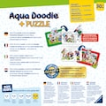 Ravensburger Kreativset »ministeps® Aqua Doodle® Puzzle: Einsatzfahrzeuge«, Made in Europe