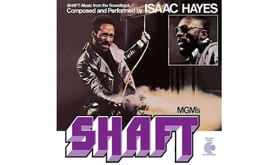 Musik-CD »SHAFT (OST)(DELUXE EDITION) / Hayes,Isaac« kaufen