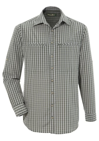 Tom Collins Trachtenhemd, Herren Funktionshemd atmungsaktiv kaufen