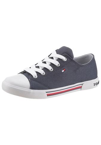 Tommy Hilfiger Sneaker, mit Marken-Flag kaufen