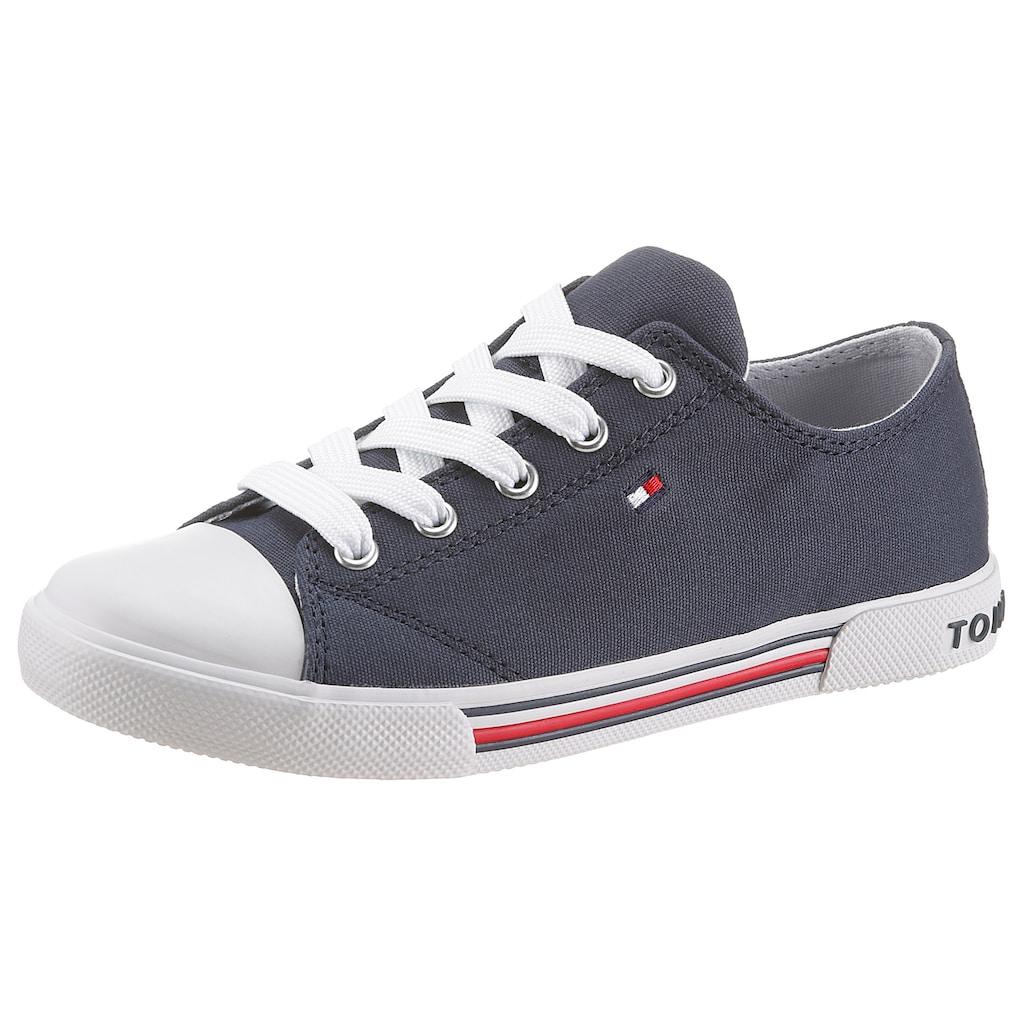 Tommy Hilfiger Sneaker, mit Marken-Flag
