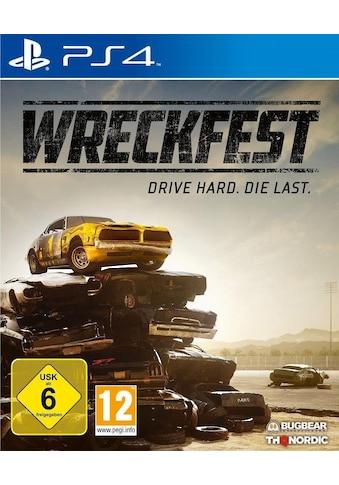 Wreckfest PlayStation 4 kaufen