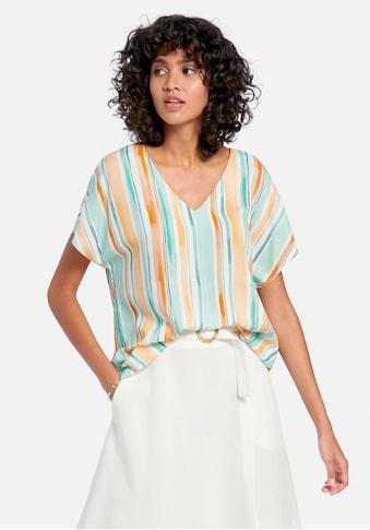 Peter Hahn Shirtbluse »Blusen-Shirt mit überschnittener Schulter« kaufen